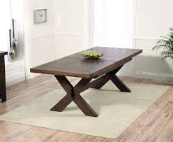 dark oak dining tables dark oak dining table and 8 chairs