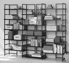 home office archaic built case. picturesque bookshelf bedroom design with white wooden standing on cool key racks furniture wall rac personalized home office archaic built case i