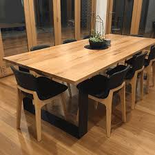 black monarch dining table