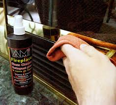 How To Clean Your Wood Stove Fireplace Glass  YouTubeFireplace Glass Cleaner