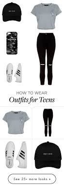 adidasfashion on. Summer Outfits For TeensWhite ...