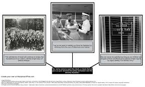 i have a dream speech paragraph analysis storyboard