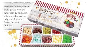 Harry Potter Jelly Bean Flavors Chart 37 Rare Harry Potter Jelly Bean Flavors Guide