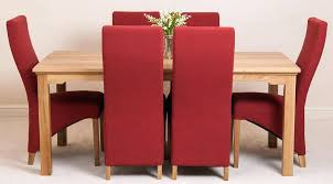 red and white fabric dining chairs. oak red and white fabric dining chairs a