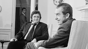 When Johnny Cash Met Richard Nixon Mental Floss