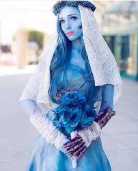 fantasy corps bride makeup