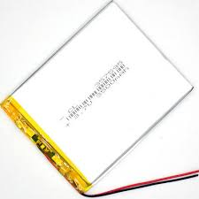 Polymer <b>Battery Li</b>-<b>Po</b> ion PCM 3.7V <b>3500 mAh</b> 357595 for Mobile ...
