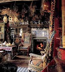 bohemian style furniture. Antique Furniture And Boho Chic Decor Style Bohemian