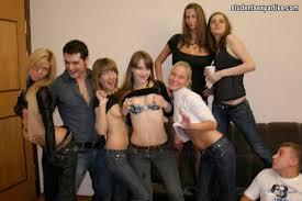 Teen Shaved Shantel Enjoying Orgy Image Gallery 5762