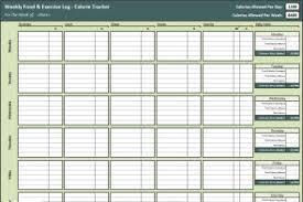 Meal Tracking Worksheet Under Fontanacountryinn Com