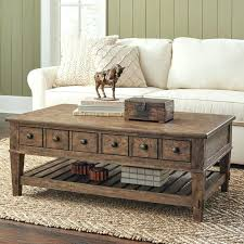 rectangle coffee table coffee table with drawers hodedah glass rectangle coffee table black
