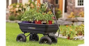 the 6 best wheelbarrows garden carts