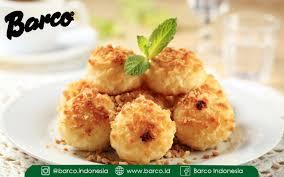 Kue yang sudah dikenal banyak orang ini banyak dibuat untuk tabungan kue kelapa. 5 Resep Kue Kering Berbahan Kelapa Cocok Untuk Sajian Lebaran