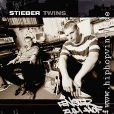 Stieber Twins Fenster Zum Hof Vinyl Lp 1996 De Original