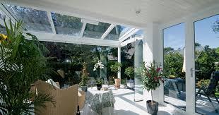 garden glass room concept