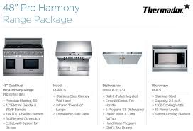 thermador package. close thermador package s