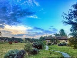 Landhaus Mit Großem Garten In Montone 25 Min Fahrt Vom Flughafen Perugia Montone