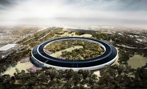 Cupertino apple office Head Office Gallery Technobuffalo Apple Breaks Ground For Upcoming Spaceship Campus In Cupertino