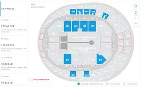 Lanxess Arena Seating Chart Who Is Going Lanxess Arena Cologne De Zootopia Community