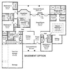 Smart idea house plans with a basement rustic mountain floor plan with walkout