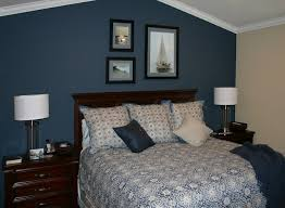 Blue Accent Wall Decor Ideas Blue Accents