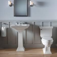 Kohler Bathroom Mirror Bathroom White Kohler Sinks With Faucet Under The Mirror Plus