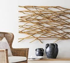 large driftwood panel wall decor
