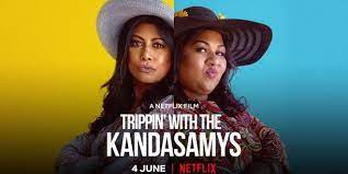 But it comes with all kinds of surprises. Trippin With The Kandasamys 2021 Imdb