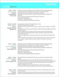Ux Design Resume Mwb Online Co
