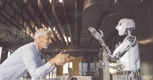 Resultado de imagen de El Robot amigo del hombre