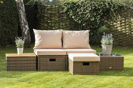 trinidad outdoor lounge set