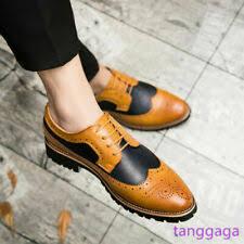 <b>Yellow Dress Shoes</b> for <b>Men</b> for sale   eBay