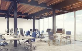 open concept office space. The Pros And Cons Of An Open Concept Office Space