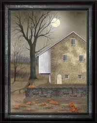 autumn moon printbilly jacobs primitive country art nana s regarding billy jacobs framed wall art on primitive framed wall art with wall art ideas billy jacobs framed wall art prints explore 8 of