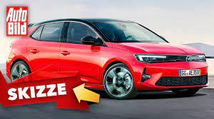 Opel astra 2021 ¿qué novedades y cambios se esperan de él? Opel Astra E 2021 Neuvorstellung Skizze Kompakt Elektro Info Youtube