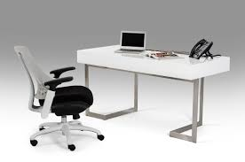 modern white office desk furniture awesome office narrow long computer desk