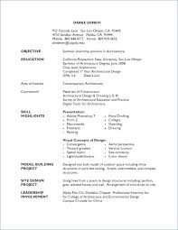 College Admissions Resume Samples College Resume Examples For High