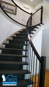 Custom Stair Railing How Much Will It Cost To Replace My Staircase