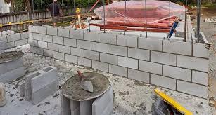 Masonry Wall Block Construction Fantasticeng