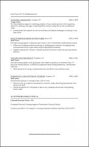 How Long Should A Resume Be For A Lpn Or Licensed Practical Nurse 6 How Long