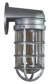 vapor tight light fixture flush mount