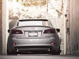 Silver Tuned Lexus IS250 Rear wallpapers | Lexus is250, Cool wallpapers  cars, Lexus