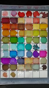 Adirondack Alcohol Ink Colour Chart Janeys Cards Alcohol Ink Chart Storage