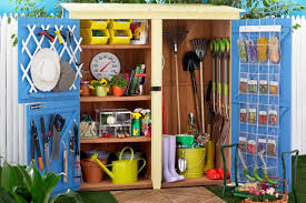 Charming How To Organize Your Garden Shed | Ty Pennington