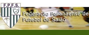 Resultado de imagem para federação paranaense de futsal
