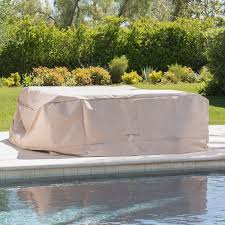 Shield Outdoor Waterproof Fabric Chat Set Patio Cover by Christopher