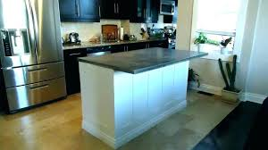 countertop overhang for seating overhang support for seating kitchen island ideas on granite o minimum countertop