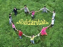 solidaridad con los demás