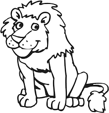 Zoo Animal Coloring Pages Printable A Picture Of Animals New