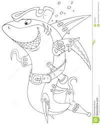 Coloriage Dessiner Requin Marteau Imprimer